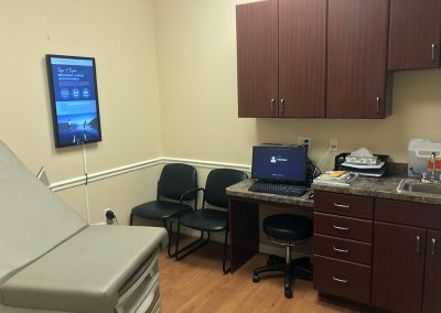Peace River Cardiovascular Patient Room